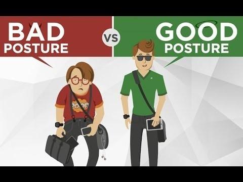 avoir-une-bonne-posture 10 Méthodes Efficaces Pour Avoir Une Bonne Posture Posture