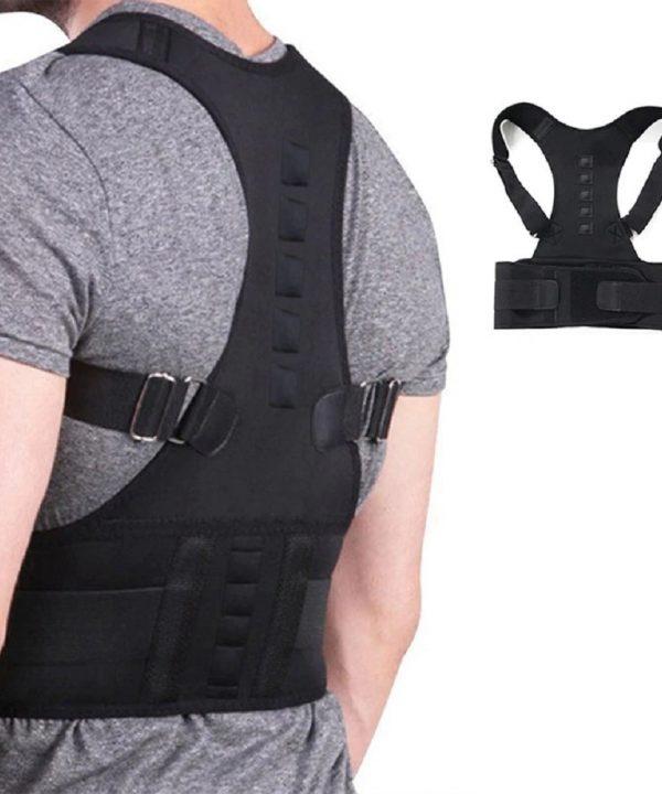 redresse-dos-magnétique-7-600x720 Solutions pour redresser son dos et lutter contre le mal de dos