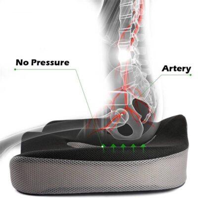Memory-Foam-Ventilated-Seat-Cushion-Posture-Corrector-1-400x400 Coussin d'Assise à Mémoire de Forme